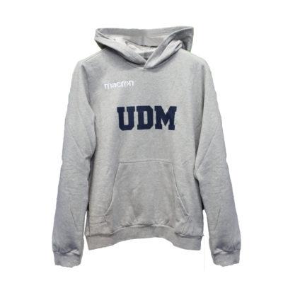 Sudadera gris UDM